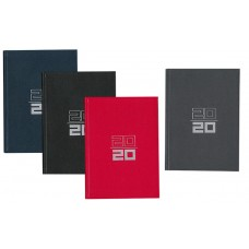 AGENDA 2020 GIORNALIERA 14.5X20.5 SOFT COLORI ASSORTITI