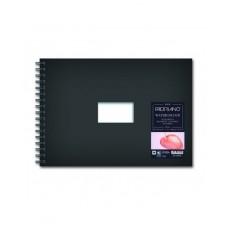 WATERCOLOUR BOOK SPIRALATO GRANA FINA-25FF-300GR.- A4