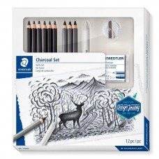 STAEDTLER SET CARBONCINO CHARCOAL SET