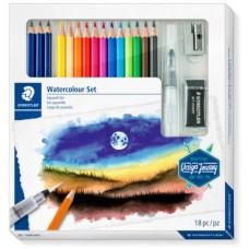 STAEDTLER SET ACQUARELLO WATERCOLOUR SET