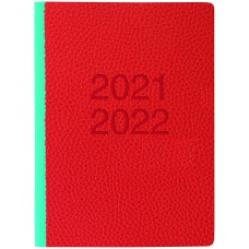 LETTS DIARY DIARIO TWO TONE 2021 2022 F.TO A6 COLORI ASSORTITI