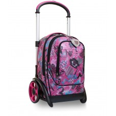 SEVEN TROLLEY STACCABILE TYRE  ROMANTIC FREEDOM