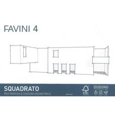 FAVINI 4 ALBUM DISEGNO 24X33 LISCIO SQUADRATO