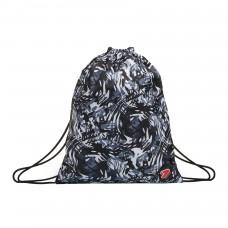 SEVEN ZAINO COULISSE SAKKY BAG WHITE SHADES