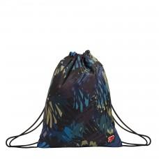SEVEN ZAINO COULISSE SAKKY BAG STROKE BRUSH
