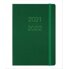 LETTS ACADEMIC DIARIO 2021 2022 F.TO A6 CON ELASTICO COLORI ASSORTITI