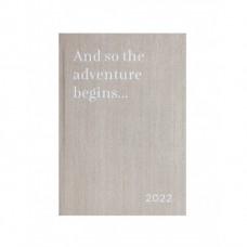 LETTS AGENDA 2022 GIORNALIERA NEW BEGINNING F.TO A6 COLORI ASSORTITI