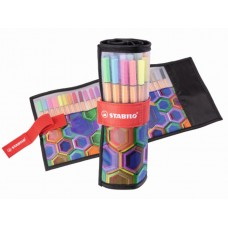 STABILO POINT 88 ARTY ROLLERSET 25 COLORI
