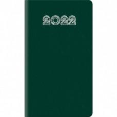 AGENDA 2022 SETTIMANALE 8X14 GOMMATO AZZURRO
