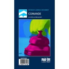BLOCCO COMANDE 25FG 3PP 9X15 CHIMICA